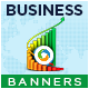 Business HTML5 Banners - GWD - 7 Sizes(BEE-CC-113)