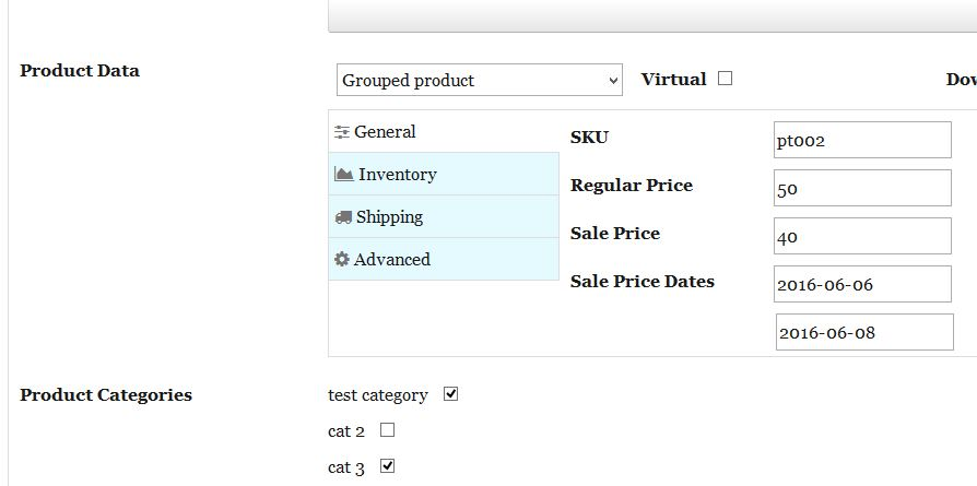 how to add author to product in woocommerce