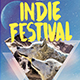 Indie Festival Vol 2 Flyer