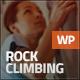 Rock & Wall Climbing / Sport Club WP Theme
