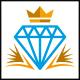 Diamond King Logo
