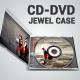 CD - DVD Jewel Case