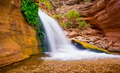 Beautiful Desert Waterfall - PhotoDune Item for Sale