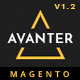 Avanter -  Premium Furniture Store Magento Theme