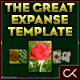 The Great Expanse XML Image Gallery Site Template - ActiveDen Item for Sale