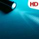 Mini Flash Light With Light On 0199
