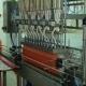 Bottling Of Lemonade In Plastic Bottles. Lemonade Bottle Conveyor Industry