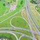 Aerial View Of Big Roadcross