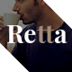 Retta - Creative Multi-Purpose PSD Template