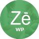 Ze - Responsive Creative & Multi-Purpose WordPress Theme