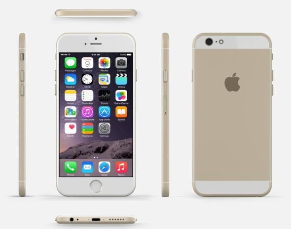 I Phone 6 Plus 3d Model - 3DOcean Item for Sale