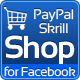 PayPal/Skrill Shop - ActiveDen Item for Sale