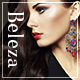 Beleza - Beauty One Page HTML5