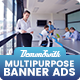Multi Purpose Banners HTML5 D5 - GWD