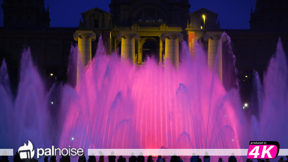 Download Barcelona Fountain Light Music Show nulled download