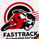 Motorcycle Race Logo