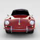 Porsche 356 Cabrio rev