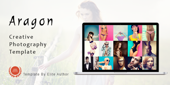 Aragon - Responsive Photography/ Portfolio Template
