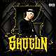 Shogun Mixtape Cover Template for Photoshop