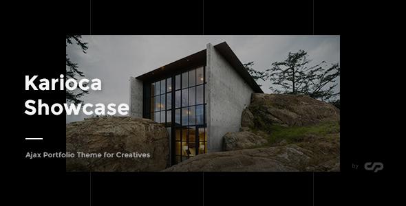 Karioca - Ajax Portfolio Template for Creatives