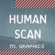 Human Scan - Motion Graphics