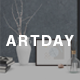 Artday - Creative Artist WordPress Shop