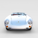 Porsche 550 Spyder rev