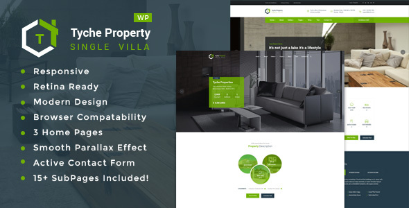 Download Tyche Properties- Single Property Real Estate WordPress Theme nulled download