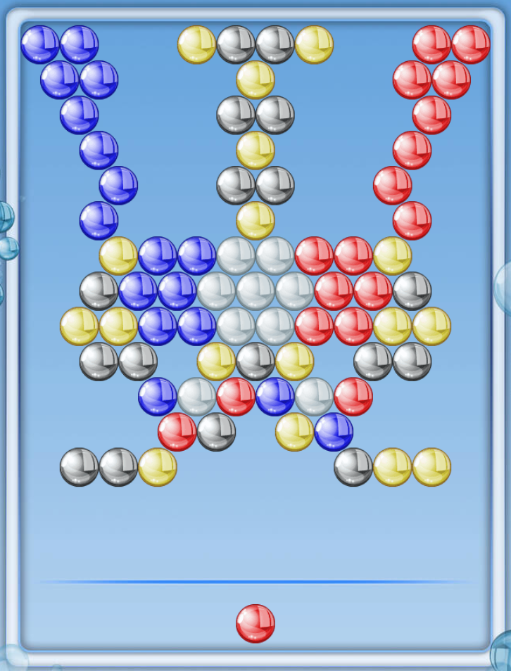 bubble shooter levels