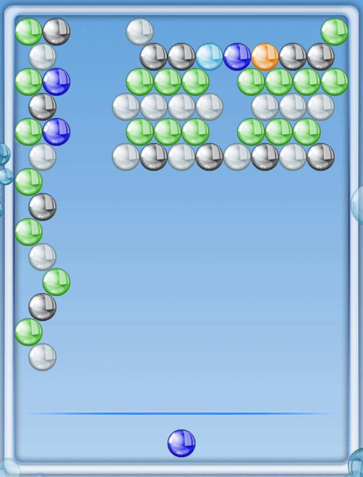bubble shooter level pack