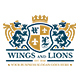 Wings And Lions Logo