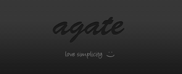 Agate bigger image