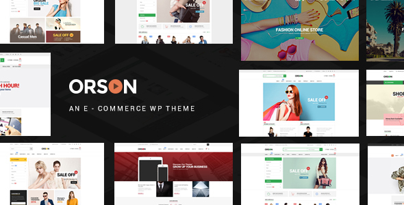 Download Orson - Shop WordPress WooCommerce Theme nulled download