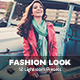 12 Fashion Look Lightroom Presets