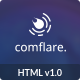 Comflare - Multi-Purpose HTML5 Template