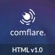Comflare - Multi-Purpose HTML5 Template