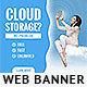 Cloud Hosting Banner Ad