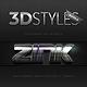3D Photoshop Text Effects Big Bundle
