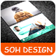 New Photography Business Card Template