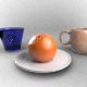 Fruit and Drink Set