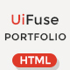 UiFuse - Responsive Portfolio HTML Template
