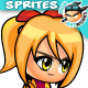 2D Game Character Sprites 246