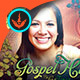Gospel Hits CD Cover Artwork Template
