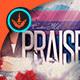 Praise: Gospel CD Cover Artwork Template