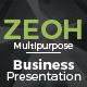 ZEOH - Multipurpose Business PowerPoint Template