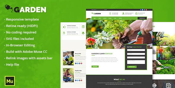 Garden - Responsive Garden and Lawn Services