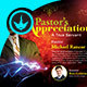 Pastor's Appreciation Church  Flyer Template
