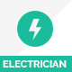 Electrician - Bootstrap Template