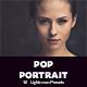 12 Pop Portrait Lightroom Presets