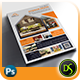 Home Interior Business Flyer